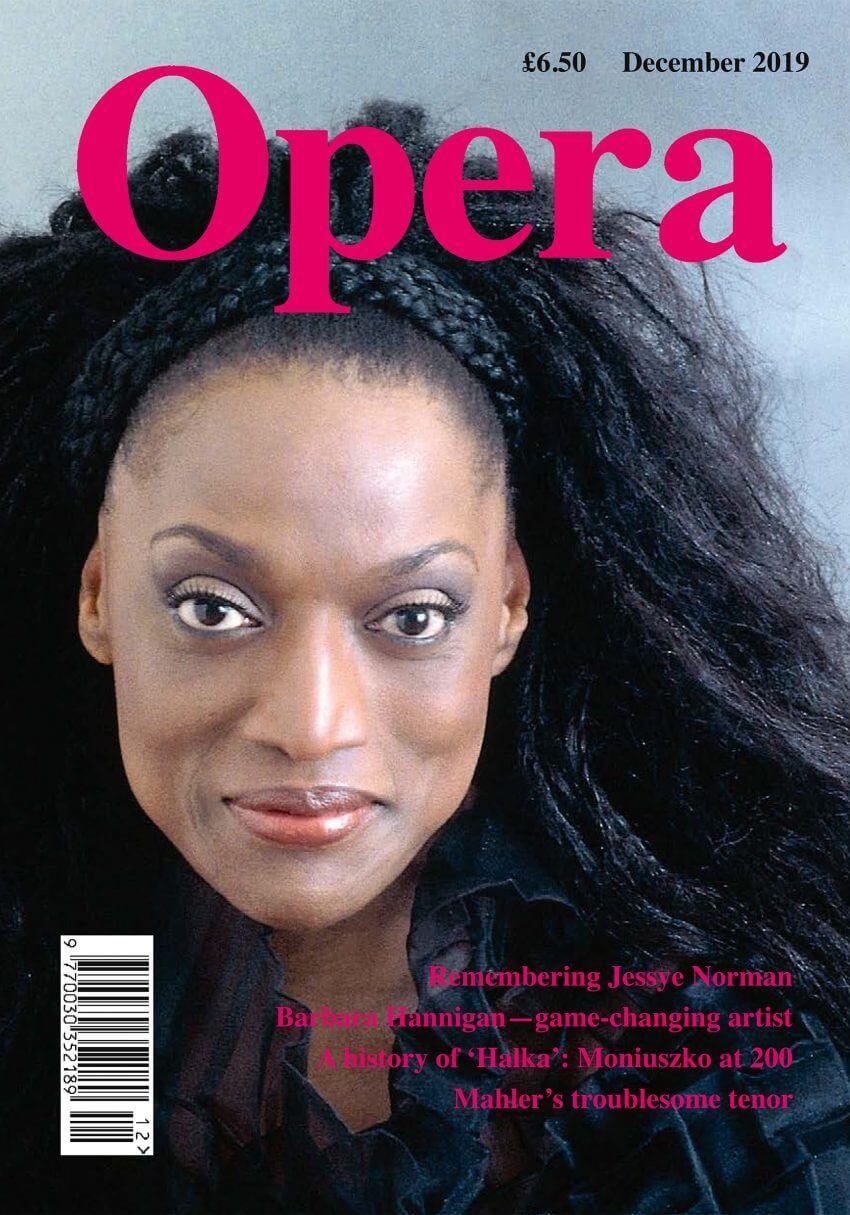Opera December 2019
