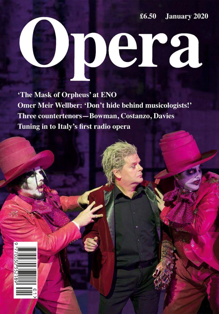 Opera January 2020