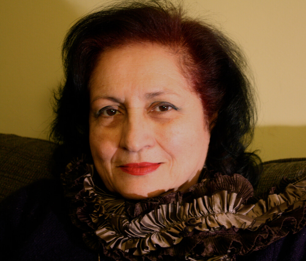 Sheida Gharachedaghi - one of Iran's most active composers