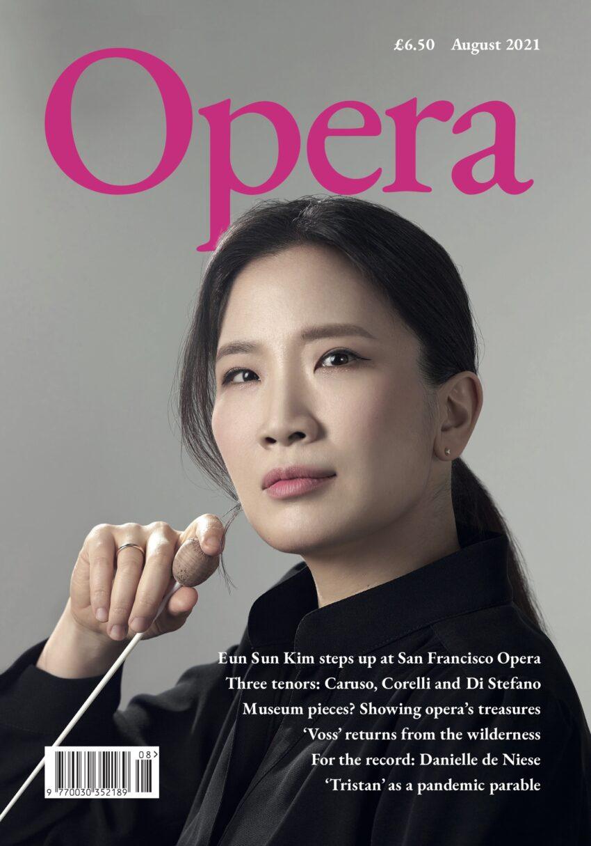Opera August 2021