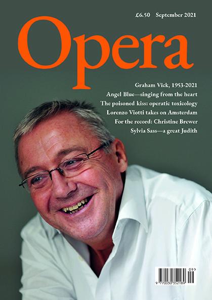 Opera September 2021